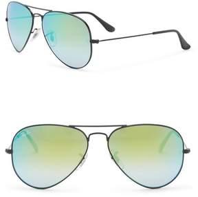 Ray-Ban Aviator 58mm Sunglasses