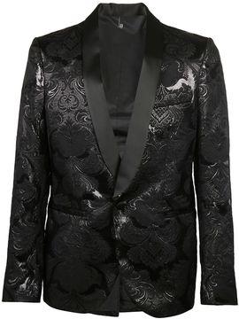 Christian Pellizzari Classic Embroidered Blazer