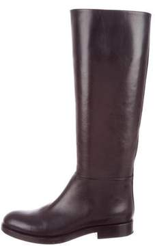 Proenza Schouler Leather Knee-High Boots