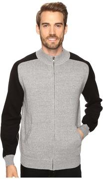 Agave Denim Vail Long Sleeve Cotton Fine Gauge Men's Long Sleeve Pullover