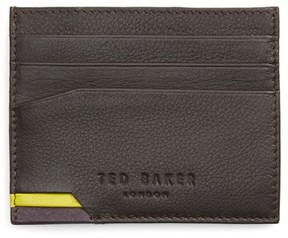 Ted Baker Men's Corcard Card Case - Brown