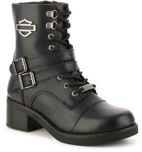 Harley-Davidson Women's Melinda Combat Boot