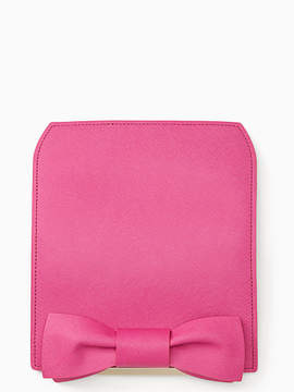 Kate Spade Make it mine bow flap - VIVID SNAPDRAGON - STYLE