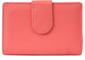 Mundi S&P Pebble RFID Blocking Indexer Wallet