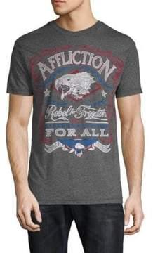 Affliction Freedom Rebel Tee