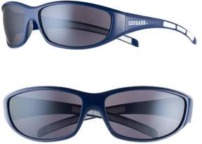NCAA Adult BYU Cougars Wrap Sunglasses