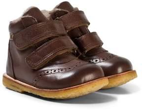 Bisgaard Brown Boots