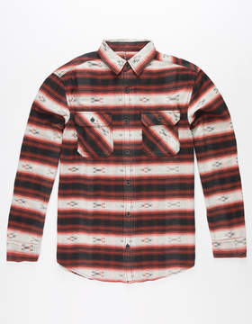Burton Brighton Burly Mens Flannel Shirt