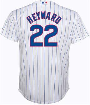 Majestic Kids' Jason Heyward Chicago Cubs Replica Jersey, Big Boys (8-20)