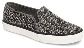 Keds Women's 'Double Decker' Slip-On Sneaker
