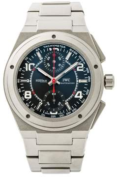 IWC Special Edition Ingeniuer AMG IW372503 Titanium Automatic 42mm Mens Watch