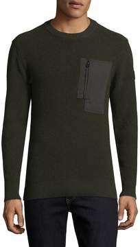 G Star G-Star Men's Powel Ribbed Wool Sweater