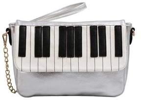 Mellow World Unisex Keyboard Piano Crossbody Clutch.