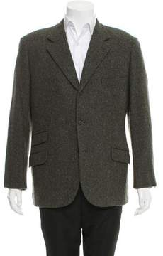 Hermes Cashmere Three-Button Blazer