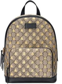 Gucci GG Supreme bees backpack - GG SUPREME - STYLE