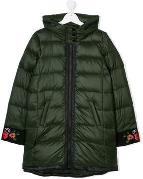 Simonetta padded coat