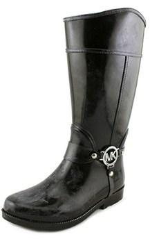 MICHAEL Michael Kors Brea Fulton Round Toe Synthetic Rain Boot.