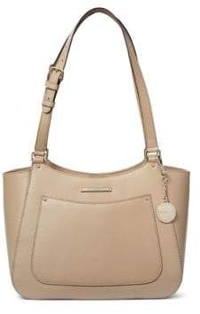 Donna Karan Leather Tote