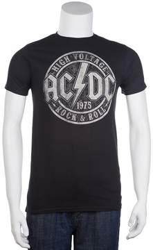 DAY Birger et Mikkelsen Kohl's Men's AC/DC High Voltage Stamp Band Tee