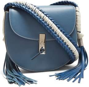 Altuzarra Ghianda braided cross-body bag