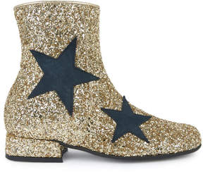 MonnaLisa Sequined boots