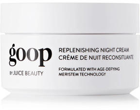 goop - Replenishing Night Cream, 50ml - Colorless