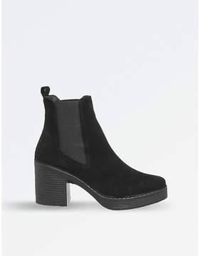 Office Alesha suede chelsea boots