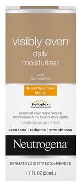 Neutrogena Visibly Even Daily Moisturizer Lotion