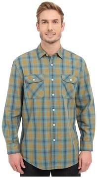 Pendleton L/S Beach Shack Twill Shirt Men's Long Sleeve Button Up