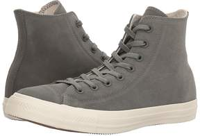 Converse Chuck Taylor All Star Nubuck Hi Classic Shoes