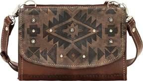 American West Mystic Shadow Small Crossbody Bag/Wallet (Women's)