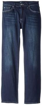7 For All Mankind Kids Slimmy Jeans in Los Angeles Dark Boy's Jeans