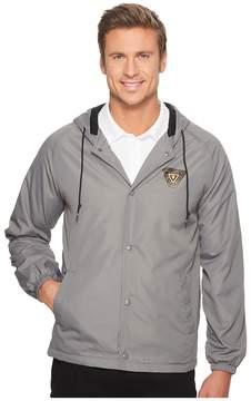 VISSLA Surf Coach Snap Front Jacket Men's Coat