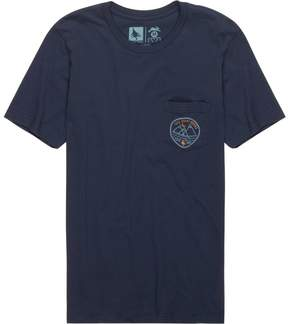 Hippy-Tree Hippy Tree Contour T-Shirt - Men's