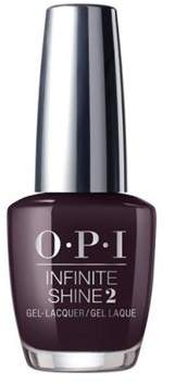 OPI Infinite Shine Nail Lacquer Nail Polish, Lincoln Park After Dark.