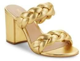 Rachel Zoe Demi Leather Braid Sandals