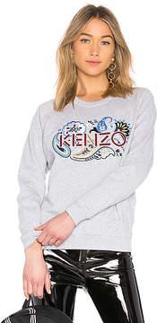 Kenzo Raglan Crewneck Sweatshirt