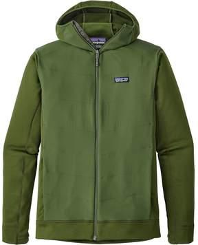 Patagonia Crosstrek Hybrid Hooded Fleece Jacket