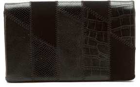 Nine West Women's Patchworks Foldover Wallet Wallet