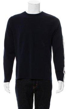 Ralph Lauren Black Label Contrast Crew Neck Sweater