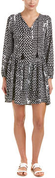 Collective Concepts Printed Shift Dress