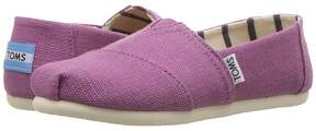 Toms Kids Venice Collection Alpargata Girl's Shoes