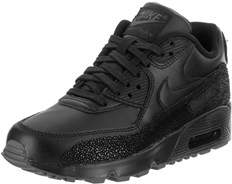 Nike Air Max 90 Se Leather (gs) Running Shoe.