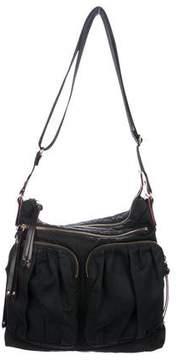 MZ Wallace Bedford Mia Nylon Crossbody Bag