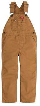 Dickies Boys' Overalls - Brown