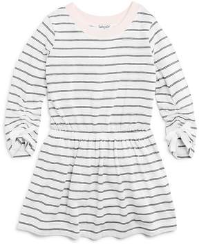 Splendid Girls' Striped Shirt Dress - Little Kid
