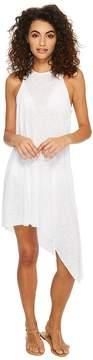 Becca by Rebecca Virtue Breezy Basics Keyhole Dress Cover-Up Women's Swimwear