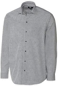 Cutter & Buck Blue Moorland Button-Up Top - Men