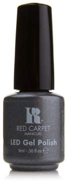 Red Carpet Manicure LED Gel Polish - Lighter Shade of Gray