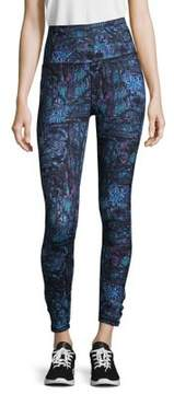 Gaiam Abstract Floral Leggings